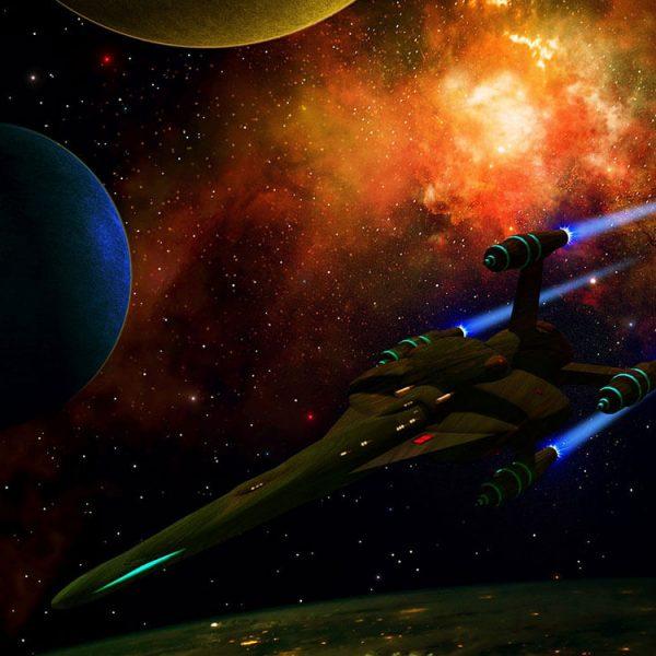 Space would have let Hitler Aenean eget massa